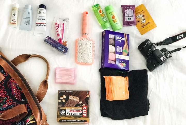 What's In My HospitalBag